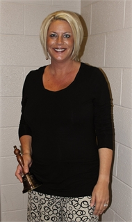 Jessica Cunningham, 2014-15 Teacher of the Year