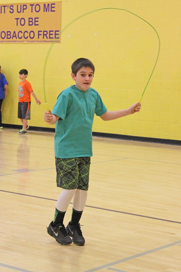 Jump Rope for Heart Day
