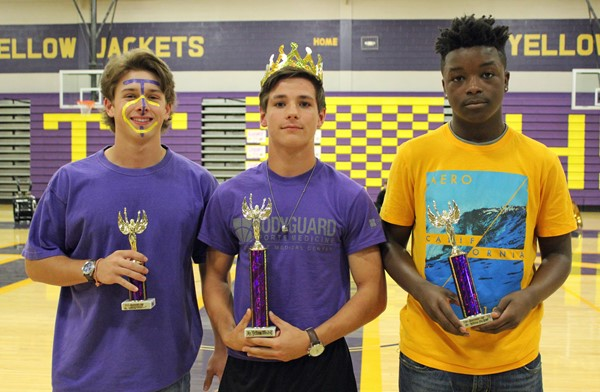 1st Annual Mr. Yellow Jacket Competition