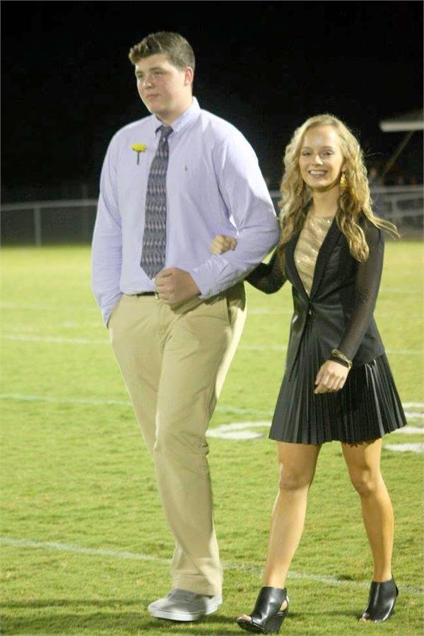 Football Homecoming 2015