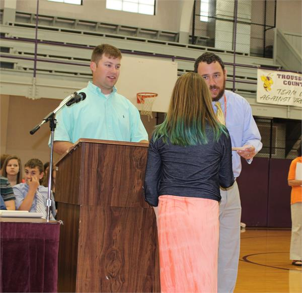 2015 4-H Science Fair/ Farm Bureau WInners