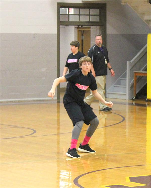 End of the Year Dodgeball Tournament