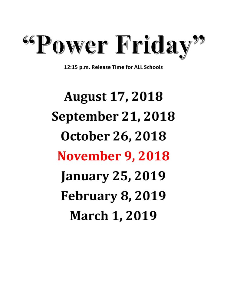 power friday